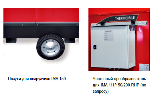 Thermobile IMA 111 RHP
